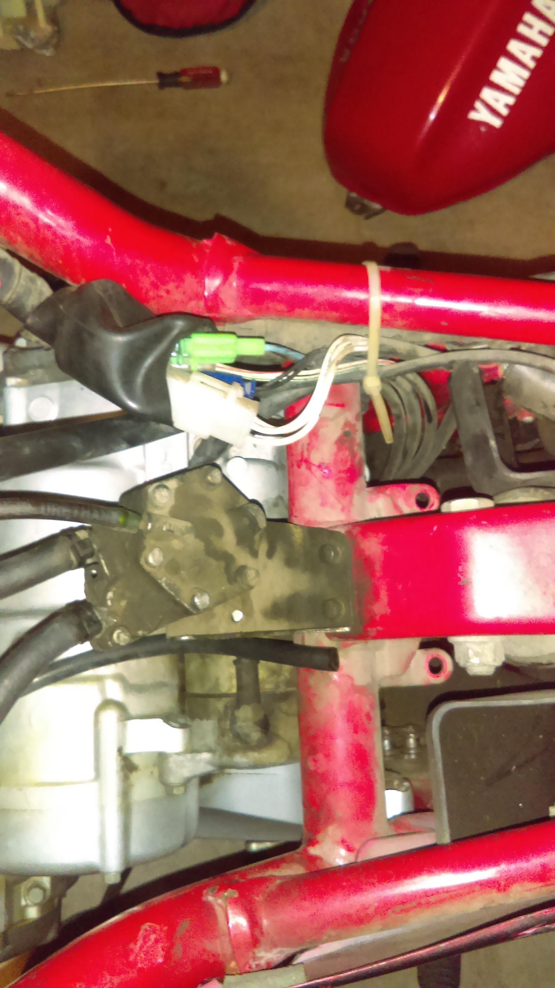 Engine cranks but wont start - XJRider com